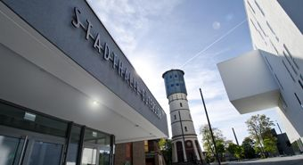 Stadthalle Gütersloh - Startseite
