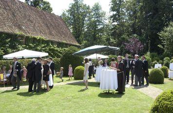 Orangerie am Schloss Rheda1 - Orangerie am Schloss Rheda