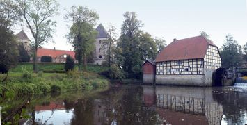 Orangerie am Schloss Rheda3 - Orangerie am Schloss Rheda