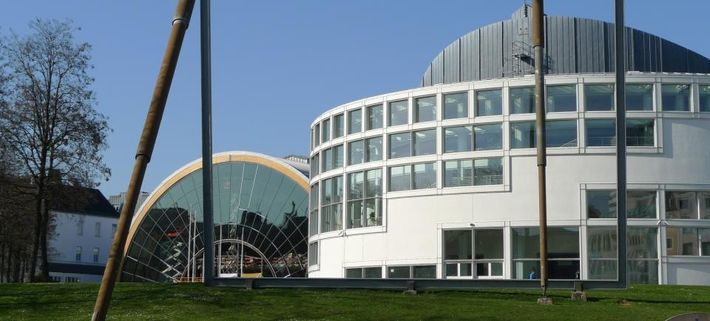 Stadthalle Bielefeld1 - Stadthalle Bielefeld