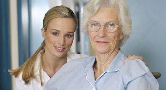 Unsere Azubis im Seniorenzentrum - Soziales Engagement